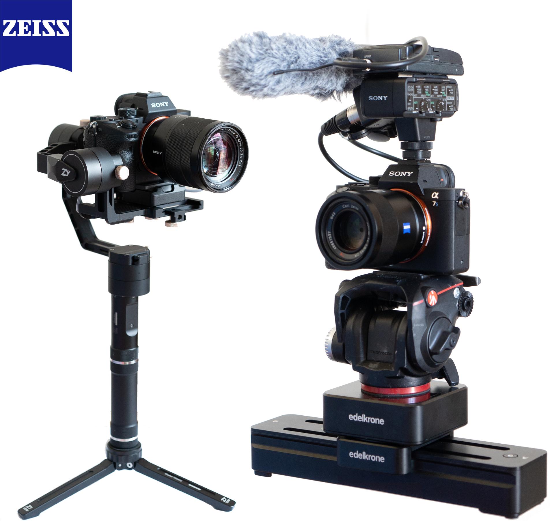 Sony a7s II and a7 III Shooting Kit