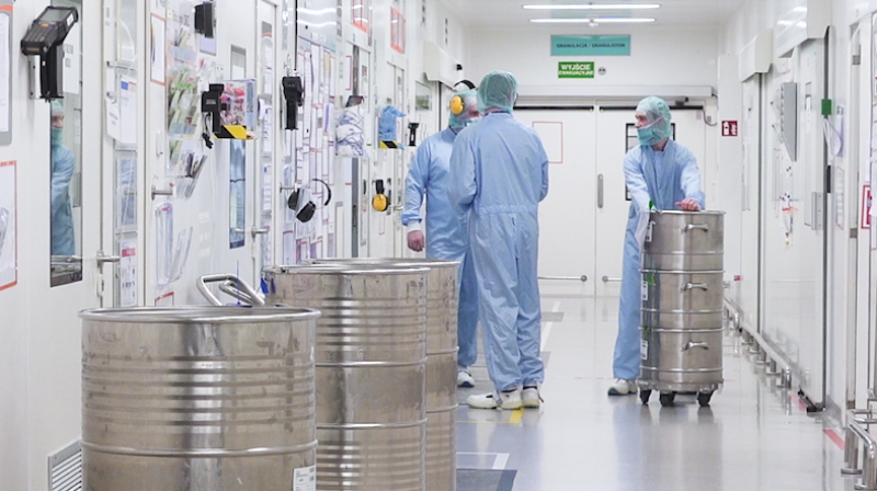 GSK Manufacturing Processes